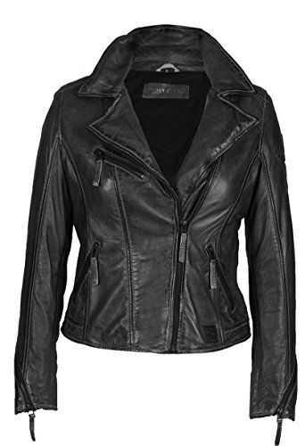 MichaelaX-Fashion-Trade - Blouson - Uni - Manches Longues - Femme Black (9000)