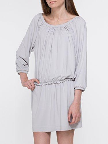 YULIYA BABICH Designer Kleid YY200086 RAL9018; Asche