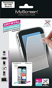 MyScreen Protector GS48-S-N2 Screen Protection Film for Samsung Galaxy Note 2 with Antibacterial Mix