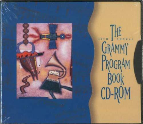 Der 38. einjährig Grammy Programm Buch CD (CD-ROM)