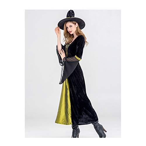 Kostüm Friedhof Girl - T682541 Loli Fräulein Girls Halloween Vampire Kostüme Gothic Viktorianischen Mittelalter,M