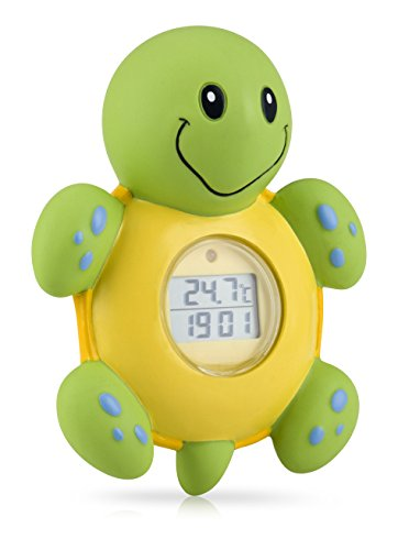 nuby-turtle-bathtime-clock-and-thermometer