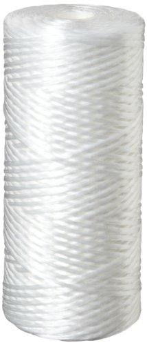 Pentek In-line-filter (Pentek wpx5bb97p string-wound Polypropylen Filter Kartusche, 25,4x 11,4cm 5Mikrometer)