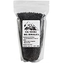 Sal del Himalaya negra 450gr