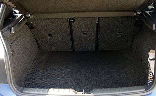 peha® GRIP Kofferraummatte / Schmutzfangmatte / Antirutsch-Matte PREMIUM, geprägt, Größe:100 x 120 cm