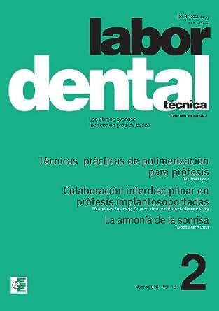 Labor Dental Técnica 2-2013 (Labor Dental Técnica vol 16 nº