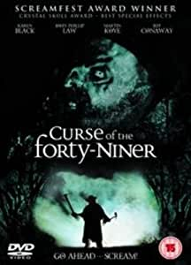 Curse Of The Forty Niner [2003] [DVD]