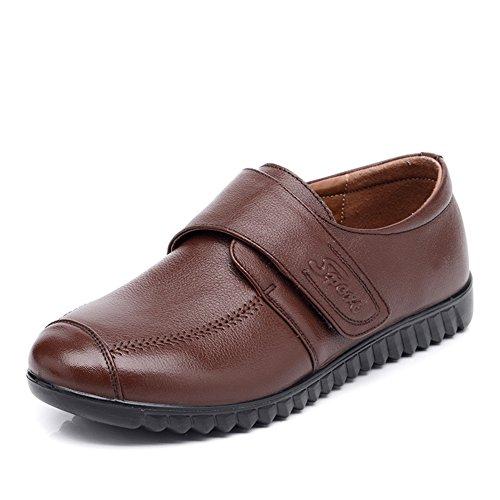 Maman et chaussures de fond mou/escoge los zapatos/Chaussures de femmes d'âge mûr/ old shoe B