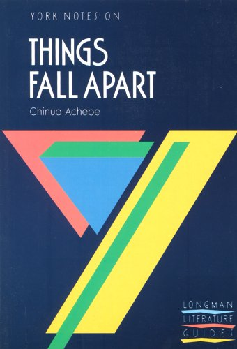 a review of things fall apart a novel by chinua achebe