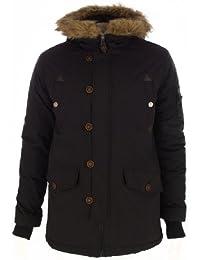 Brave Soul 'Noel' Parka - Hiver Manteau avec Capuche