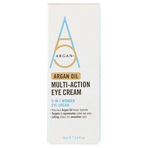 Arganier + Action Pluriannuel Crème Pour Les Yeux 15Ml (Lot de 2)