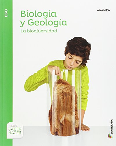 BIO Y GEO 1ESO VERSION C SANTILLANA EDUCACIÓN - 9788414103005
