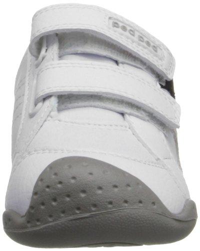 pediped Charleston Jungen Sneaker Weiß