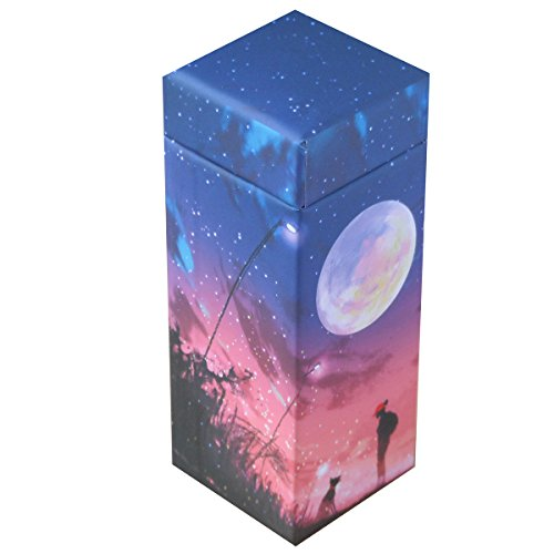 ScatterPod Luna Perro urna de Cenizas de Recuerdo de dispersión