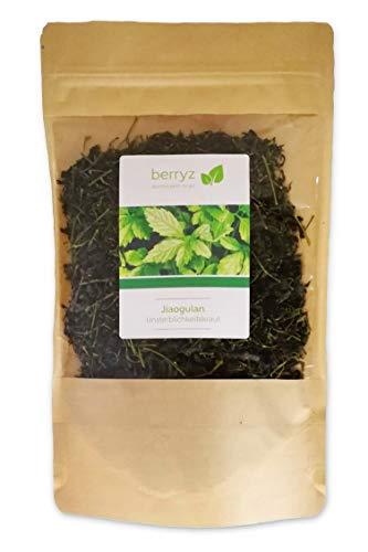 Duftende Natürliche Hanf (Jiaogulan Unsterblichkeitskraut - 125 g - Duftkraut handverlesener Qualität - Gynostemma Pentaphyllum)