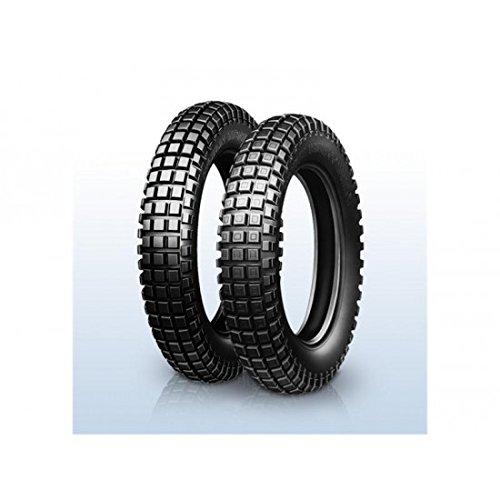 Pneu michelin trial competition 2.75-21 tt m/c 45l - Michelin 572057230