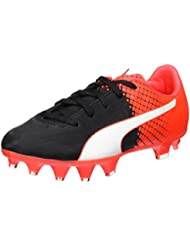 Puma Unisex Kids' Evospeed 4.5 FG Jr Football Boots