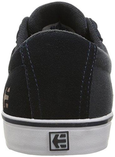 Etnies  Jameson Vulc, Chaussures de Skateboard homme Navy/white/gum