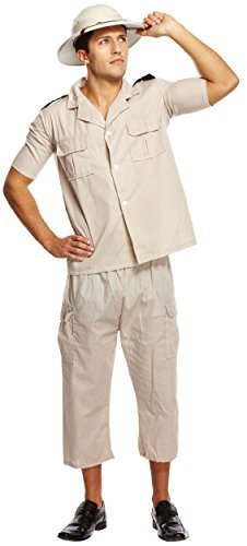 fancy dress safari explorer fits to a 44 chest by Best Dressed (Forscher Kostüm)