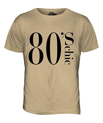 CandyMix 80Er Chic Herren T Shirt Sand