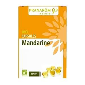 Pranarom - Capsules mandarine - 30 capsules - Apaisant