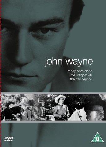 John Wayne Triple DVD Boxset 3 [Edizione: Regno Unito]