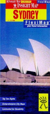 Sydney Insight Fleximap (Insight Flexi Maps)