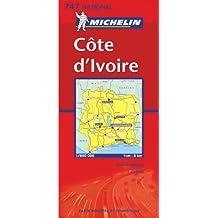 Carte routière : Côte d'Ivoire, N° 11747