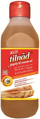 KLF Tilnad Seasame Oil - 182 gm