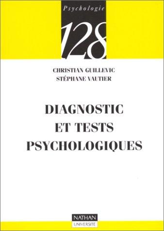 Diagnostic et tests psychologiques