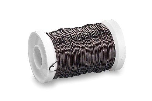 gtermann-knorrprandell-6466800-filo-metallico-laccato-05-mm-colore-nero