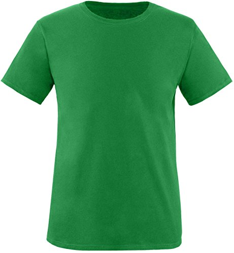 EZYshirt® Herren Rundhals T-Shirt Grün