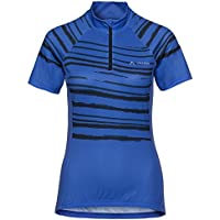 VAUDE jumo Tricot Camiseta, Primavera/Verano, Mujer, Color Gentian Blue, tamaño Extra-Small