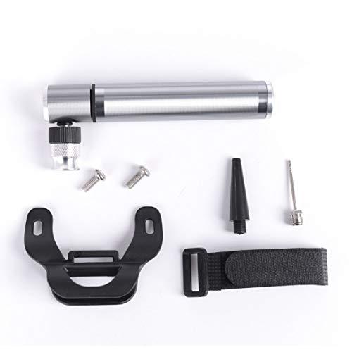 Delicacydex Tragbare Mini Fahrrad Pumpe 160 PSI Hochdruck Radfahren MTB Mountainbike Pumpe Reifen Basketball Ball Inflator Manuelle Luftpumpe