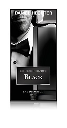 DANIEL HECHTER - Eau de Parfum Homme Collection Couture Black 100 ml