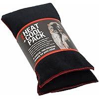 Thermotherapie Sport Schwarz Fleece HeatPack mit Lavendel preisvergleich bei billige-tabletten.eu