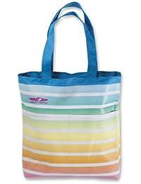 "Fashy 965 Sac de plage ""Summer Stripes"" Multicolore"