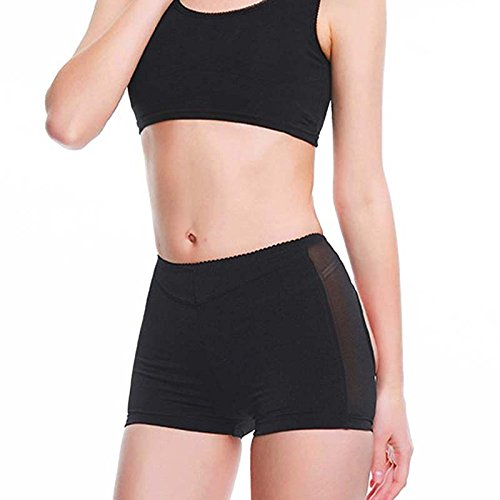 womens-butt-lifter-enhancer-girdle-boyshort-panties-with-open-hip-hip-enhancer-m-black