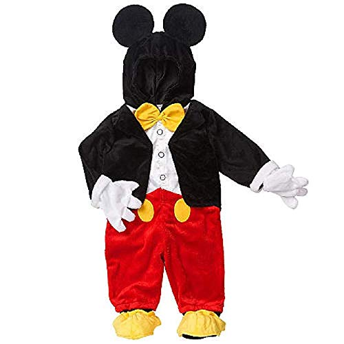 Disney Baby/Toddler Little Boys Mickey Mouse Dress Up Halloween Costume (3-6 Months)