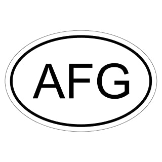 Afghanistan AFG 15 x 10 cm Autoaufkleber Sticker Aufkleber KFZ Flagge