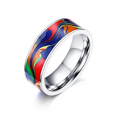 vnox-mens-womens-stainless-steel-colorful-enamel-wedding-band-art-ring-silver-7mmuk-size-n-1-2