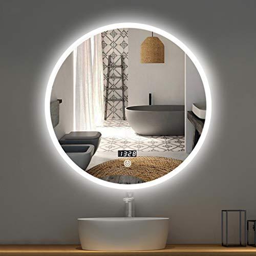 Espejo baño DOOST Iluminación Circular Aire Libre