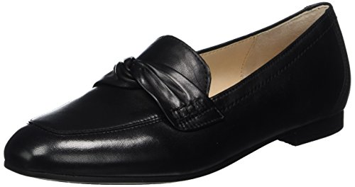 Gabor Shoes Damen Casual Slipper, Schwarz (Schwarz), 38 EU
