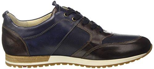 LLOYD Baxley, Sneaker Uomo Braun (Ebony/Ocean)