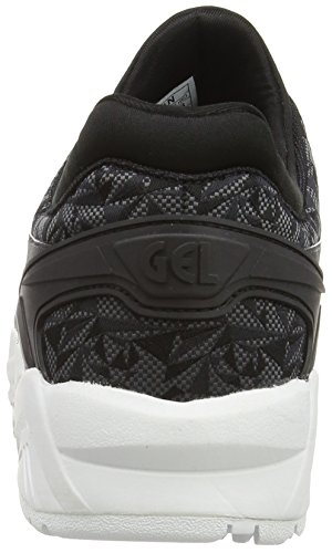 Asics Gel-Kayano Trainer Evo, Baskets Basses Mixte Adulte Noir (black/dark Grey 9016)