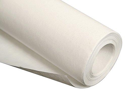 clairefontaine-495701c-rouleau-papier-kraft-dessin-60-g-m-25-x-1-m-blanc
