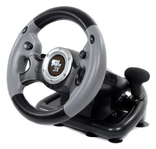 Xbox 360 Racing Wheel Super Sports 3X