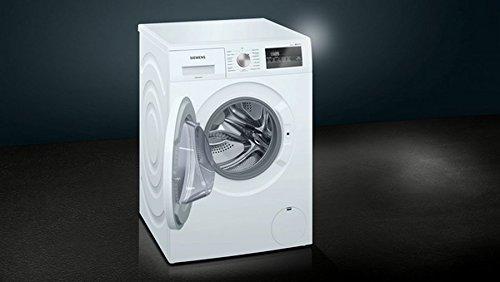 Siemens iQ300 WM14N121 Waschmaschine / 7,00 kg / A+++ / 157 kWh / 1.400 U/min / Schnellwaschprogramm / Nachlegefunktion / Hygiene Programm / - 7