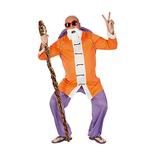 COSPLAY DEL MAESTRO ROSHI DRAGON BALL Z