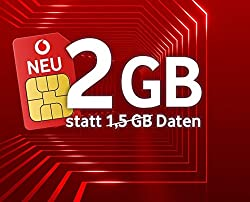 Vodafone Freikarte (CallYa Smartphone Special) + 10 EUR Startguthaben
